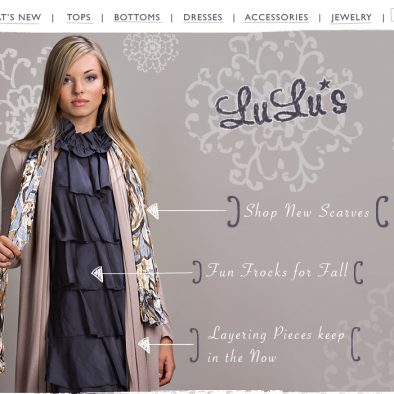 LuLus Email Campaign