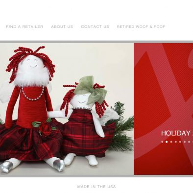 Woof & Poof Home Page